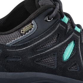 Salomon Ellipse 2 GTX Surround - Chaussures Femme - gris/noir